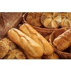 Fresh bread and pastry