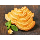 Italian puff pastry biscuits
