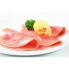 Slices of ham