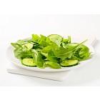 Rocket and cucumber salad