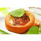 Small apple filled cakes