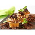 Hazelnut muffins