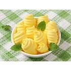 Bowl of butter curls