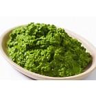 Spinach puree