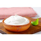 white yogurt