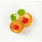 Traditional Sicilian almond cookies