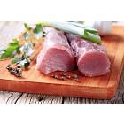Raw pork tenderloin
