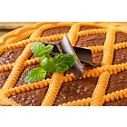 Chocolate crostata