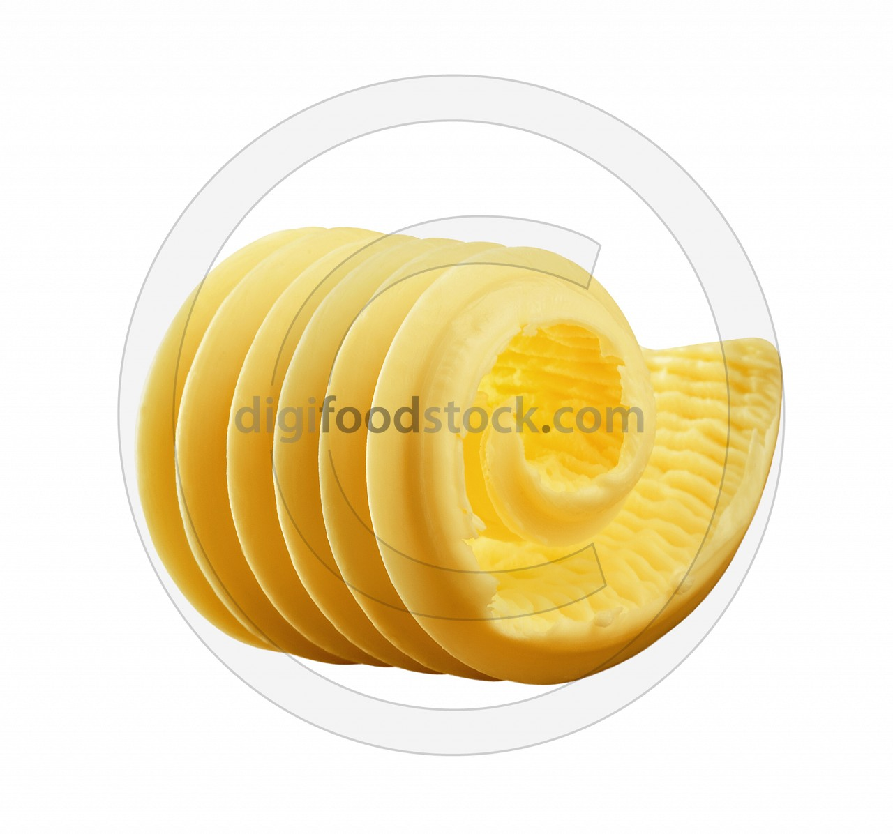 Butter curl