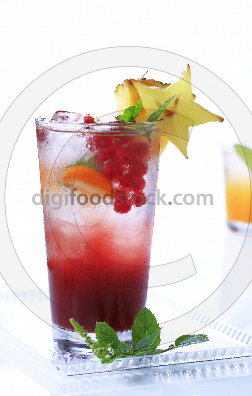 Iced drink