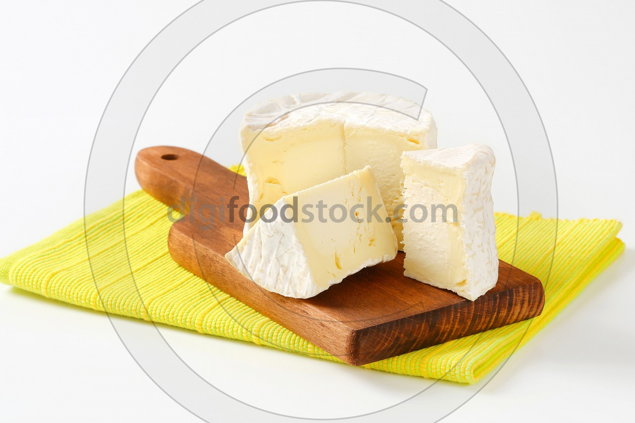 French Chaource cheese