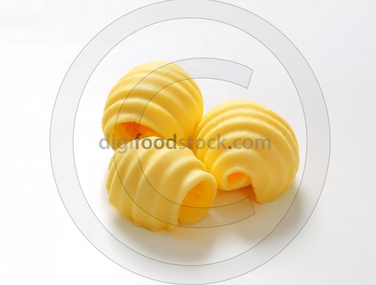 Butter curls